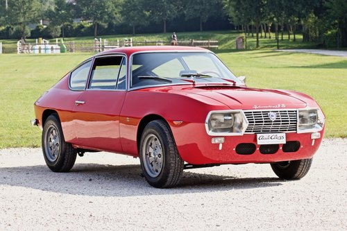 1971 Lancia Fulvia Sport Zagato 1.3S For Sale (picture 2 of 6)