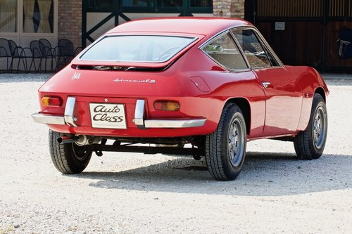 1971 Lancia Fulvia Sport Zagato 1.3S For Sale (picture 3 of 6)