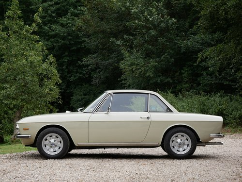 1973 Lancia Fulvia Coupe 1.3S SOLD (picture 4 of 6)
