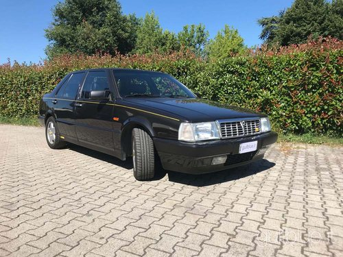 1988 Lancia Thema 8.32 - Ferrari  For Sale (picture 4 of 6)