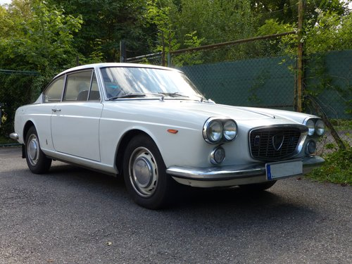 1964 Beautiful and rarely original Lancia Flavia Coupe 1800 For Sale (picture 1 of 6)
