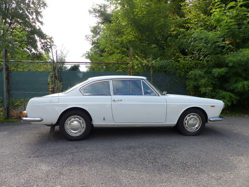 1964 Beautiful and rarely original Lancia Flavia Coupe 1800 For Sale (picture 3 of 6)