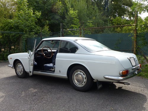 1964 Beautiful and rarely original Lancia Flavia Coupe 1800 For Sale (picture 4 of 6)