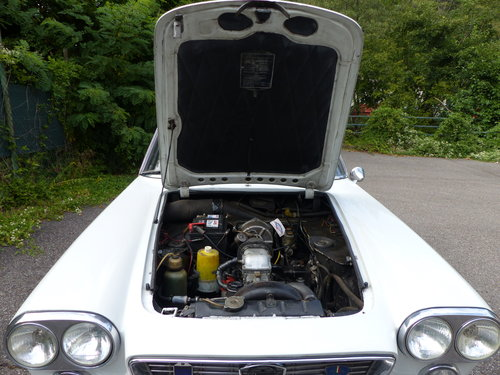 1964 Beautiful and rarely original Lancia Flavia Coupe 1800 For Sale (picture 6 of 6)