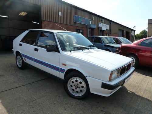 1990 LANCIA DELTA HF TURBO IE Stunning, Martini Stripes For Sale (picture 1 of 6)