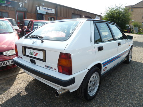 1990 LANCIA DELTA HF TURBO IE Stunning, Martini Stripes For Sale (picture 3 of 6)