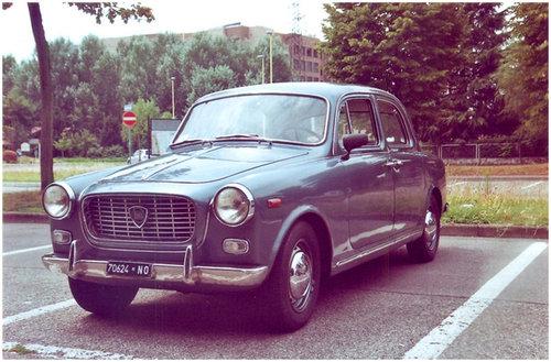 Lancia Appia 3rd Serie 1963 - Gorgeous Original Survivor.   For Sale (picture 1 of 3)