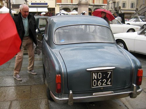 Lancia Appia 3rd Serie 1963 - Gorgeous Original Survivor.   For Sale (picture 2 of 3)