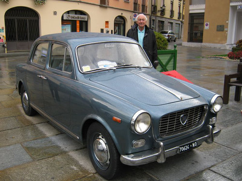 Lancia Appia 3rd Serie 1963 - Gorgeous Original Survivor.   For Sale (picture 3 of 3)