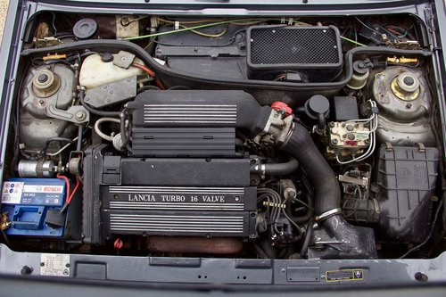 1991 1992 LANCIA DELTA INTEGRALE 16V SOLD (picture 6 of 6)