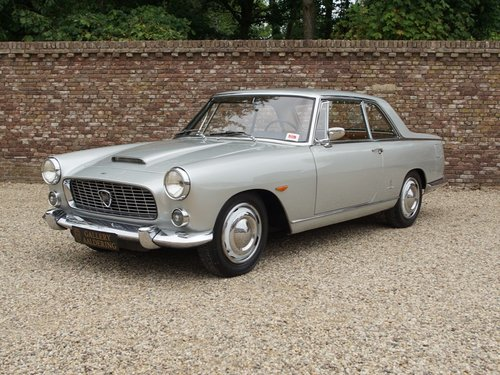 1964 Lancia Flaminia 2.8 Coupe 3B Pininfarina only 1.037 made, 61 For Sale (picture 1 of 6)