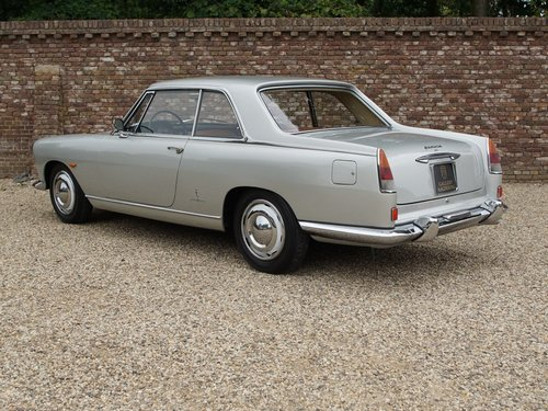 1964 Lancia Flaminia 2.8 Coupe 3B Pininfarina only 1.037 made, 61 For Sale (picture 2 of 6)