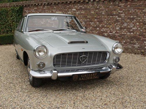 1964 Lancia Flaminia 2.8 Coupe 3B Pininfarina only 1.037 made, 61 For Sale (picture 5 of 6)