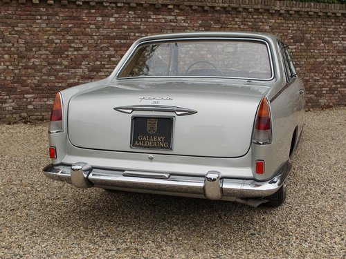 1964 Lancia Flaminia 2.8 Coupe 3B Pininfarina only 1.037 made, 61 For Sale (picture 6 of 6)