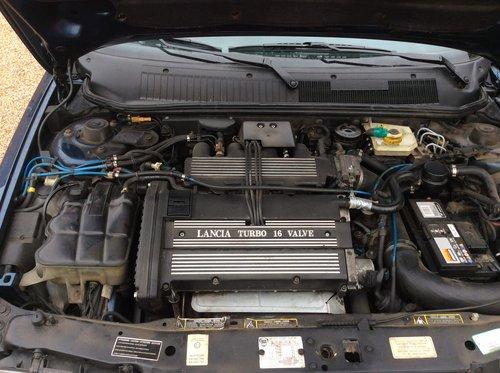 1999 Lancia delta 2.0 16V For Sale (picture 6 of 6)