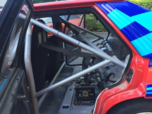1989 Lancia Delta Integrale 8V rally car For Sale (picture 3 of 6)