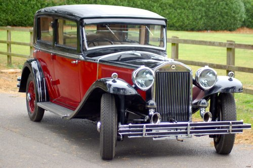 1931 Lancia Dilambda Limousine Series One For Sale (picture 1 of 6)