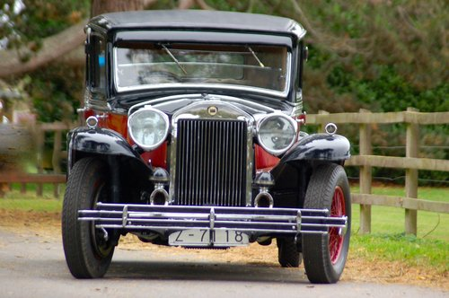 1931 Lancia Dilambda Limousine Series One For Sale (picture 2 of 6)