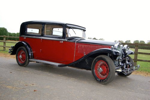 1931 Lancia Dilambda Limousine Series One For Sale (picture 3 of 6)