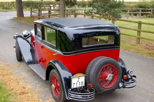 1931 Lancia Dilambda Limousine Series One For Sale (picture 4 of 6)