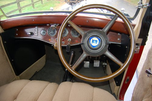 1931 Lancia Dilambda Limousine Series One For Sale (picture 5 of 6)