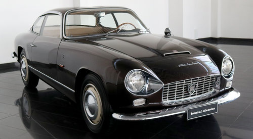Lancia Flaminia Super Sport Zagato (1965) For Sale (picture 1 of 6)