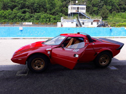 1974 Lancia Stratos stradale For Sale (picture 2 of 3)
