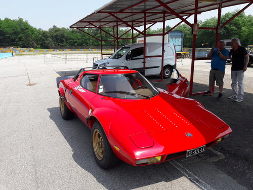 1974 Lancia Stratos stradale For Sale (picture 3 of 3)
