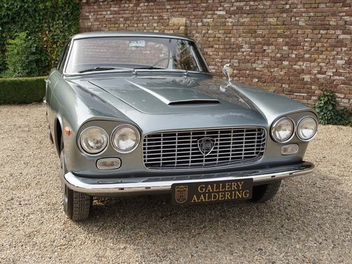 1960 LANCIA FLAMINIA GT 2.5 TOURING For Sale (picture 5 of 6)