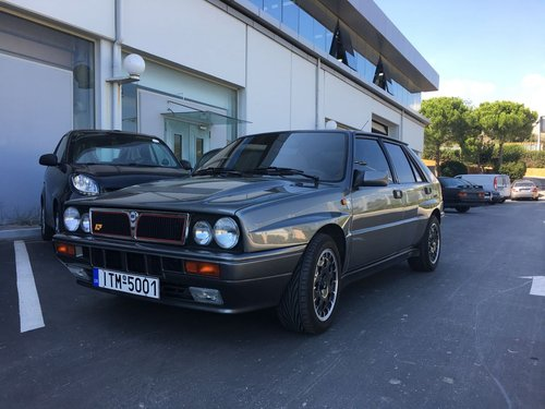 1991 Restored Integrale 16V in immaculate condition For Sale (picture 1 of 6)