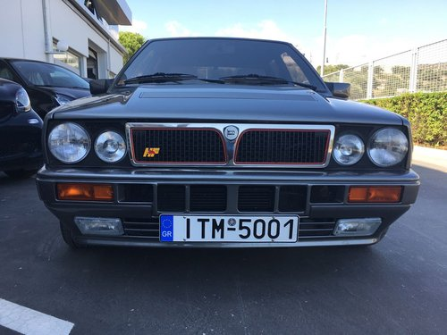 1991 Restored Integrale 16V in immaculate condition For Sale (picture 2 of 6)