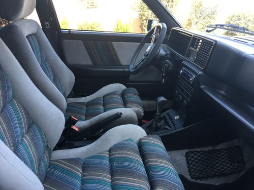 1991 Restored Integrale 16V in immaculate condition For Sale (picture 6 of 6)