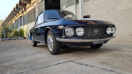 1966 SUPERB LANCIA FULVIA For Sale (picture 1 of 6)