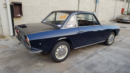 1966 SUPERB LANCIA FULVIA For Sale (picture 2 of 6)