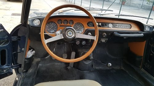 1966 SUPERB LANCIA FULVIA For Sale (picture 3 of 6)