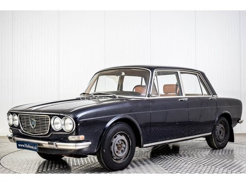 1968 Lancia Flavia Iniezione Series II For Sale (picture 1 of 6)