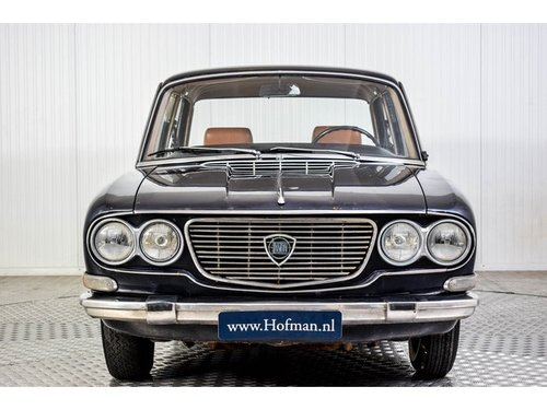 1968 Lancia Flavia Iniezione Series II For Sale (picture 3 of 6)