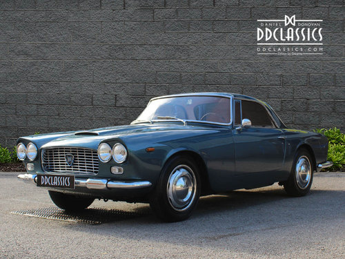 1963 Lancia Flaminia 2.8  3C GT Gran Turismo By Touring  SOLD (picture 1 of 6)