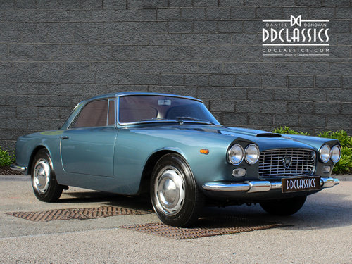 1963 Lancia Flaminia 2.8  3C GT Gran Turismo By Touring  SOLD (picture 2 of 6)