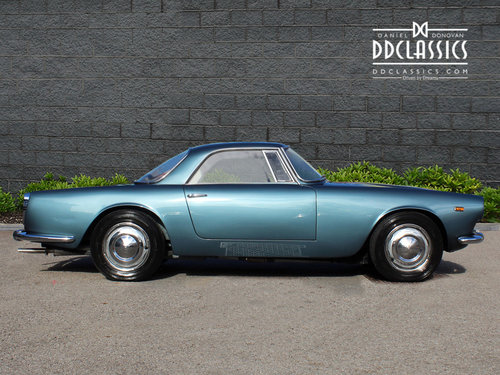 1963 Lancia Flaminia 2.8  3C GT Gran Turismo By Touring  SOLD (picture 3 of 6)