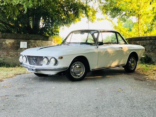 1965 LANCIA FULVIA 1.2 COUPE  - SERIE 1 For Sale (picture 1 of 6)