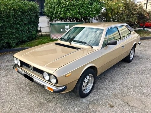1978 LANCIA BETA 1600 HPE COUPE' SOLD (picture 1 of 6)