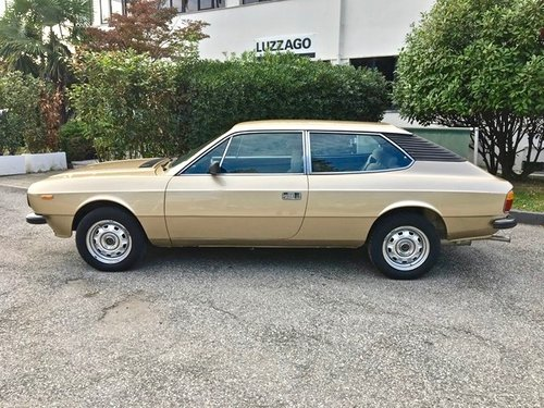 1978 LANCIA BETA 1600 HPE COUPE' SOLD (picture 2 of 6)
