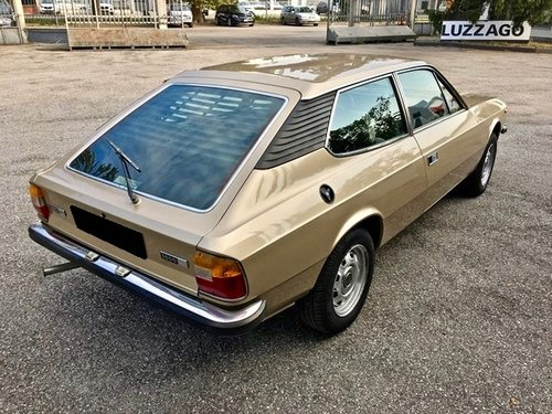 1978 LANCIA BETA 1600 HPE COUPE' SOLD (picture 3 of 6)