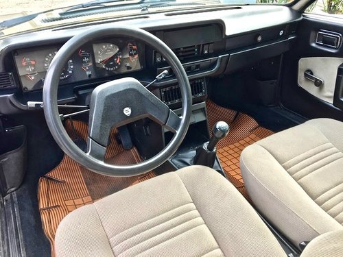 1978 LANCIA BETA 1600 HPE COUPE' SOLD (picture 4 of 6)