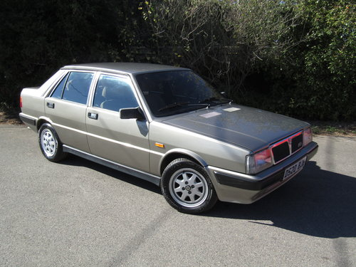 1986 Lancia Prisma Integrale (4WD) SOLD (picture 1 of 6)