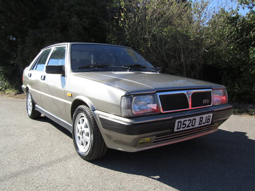 1986 Lancia Prisma Integrale (4WD) SOLD (picture 3 of 6)