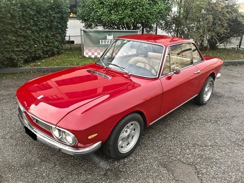 1972 LANCIA FULVIA COUP'E 1300 S For Sale (picture 1 of 6)