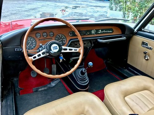 1972 LANCIA FULVIA COUP'E 1300 S For Sale (picture 4 of 6)
