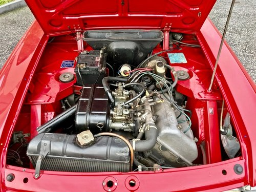 1972 LANCIA FULVIA COUP'E 1300 S For Sale (picture 6 of 6)